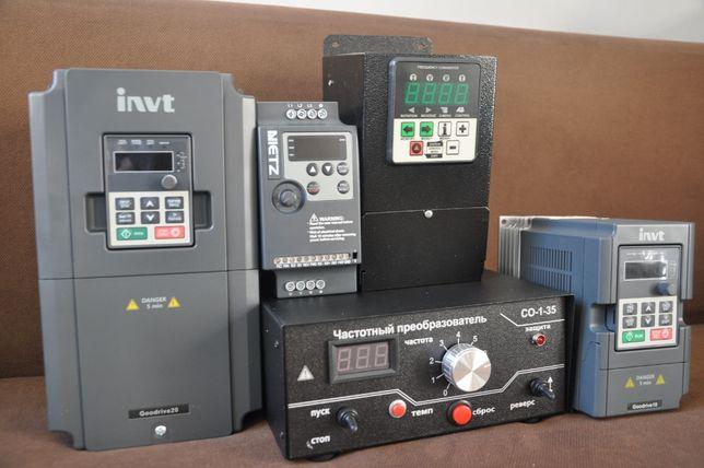Перетворювач частоти INVT ИНВТ серия GD 20 частотник преобразователь