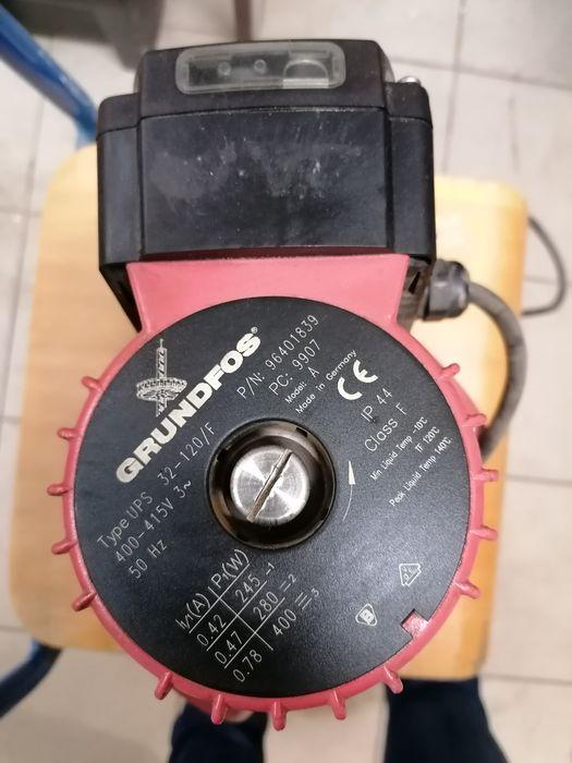 Pompa obiegowa Grundfos 32-120/F Gliwice - image 1