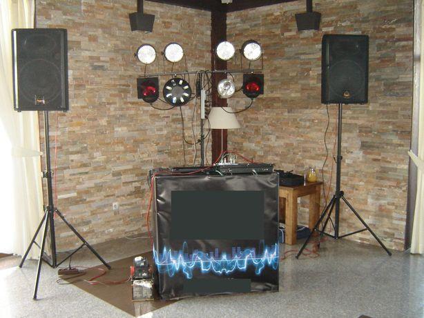 Profesjonalny zestaw DJ