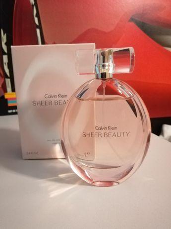 Calvin Klein Sheer Beauty OKAZJA!!!