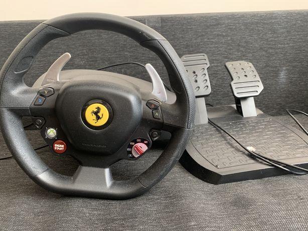 Kierownica Thrustmaster Ferrari 458 Italia. ŚWIETNY STAN