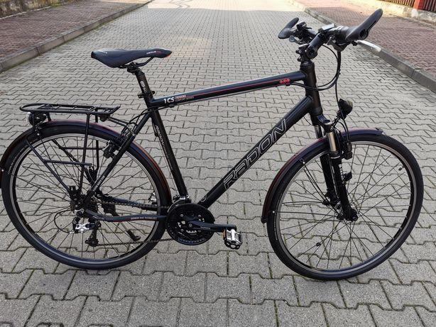 """Trekingowy rower Radon, koła 28"""" Osprzęt Shimano Deore XT, Magura"""