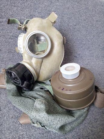 Maska przeciwgazowa MC1 mc-1 mc 1 przeciw gazowa sprawna filtr PRL OC