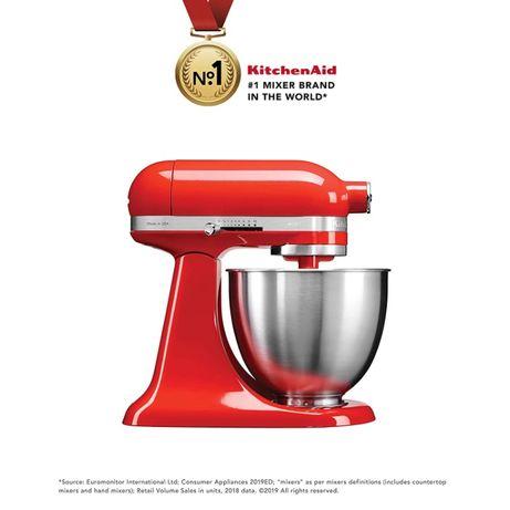 KitchenAid Artisan Mini 5KSM3311XBHT 3,3-litrowy