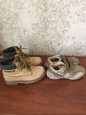 Ботинки и кроссовки