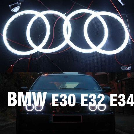 Ангельские глазки BMW E30 E32 34 БМВ ВАЗ 2106 2103 COTTON Angel eyes