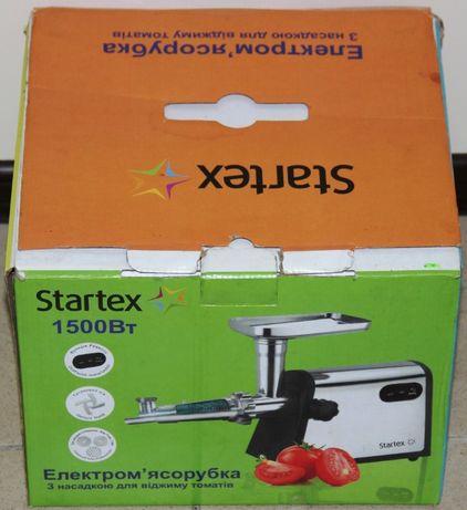 Электромясорубка Startex
