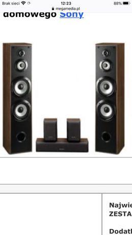 Zestaw głośnikow kina domowego  Sony SS F6000