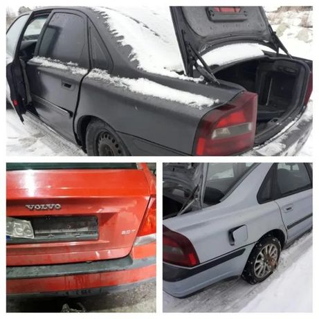 РАЗБОРКА, ШРОТ, Volvo S80, S60, V70, Вольво С80, С60, В70,