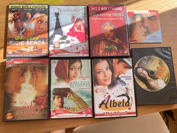 Filmy Bollywood DVD