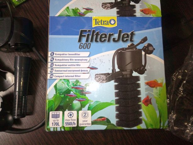 Фильтр для аквариума Filter jet 600