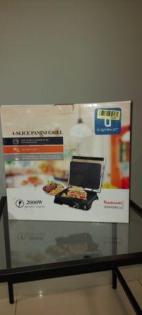 Opiekacz grill 2000w panini grill samson