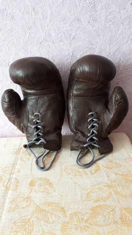 Перчатки боксерские для бокса СССР