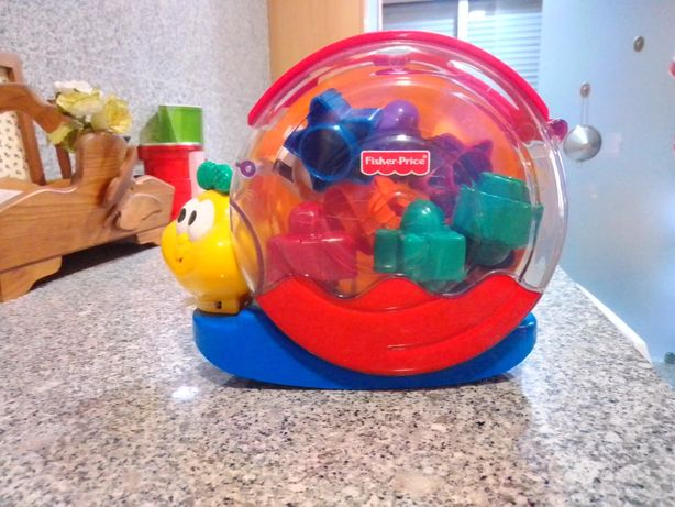 Caracol Fisher Price