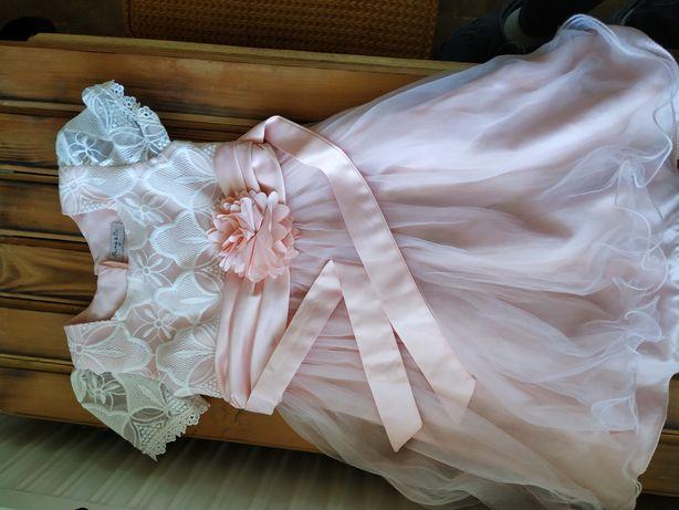 Sukienka dla 3-4 latki