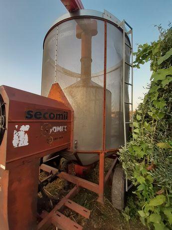 Secador de milho