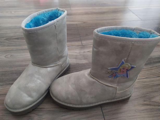 Buty zimowe Frozen