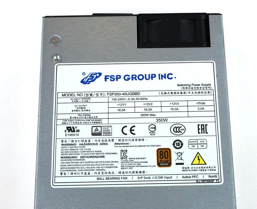 Zasilacz FSP350-40UGBBD Chełm - image 1