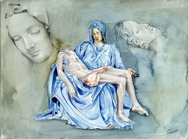 Pintura Aguarela