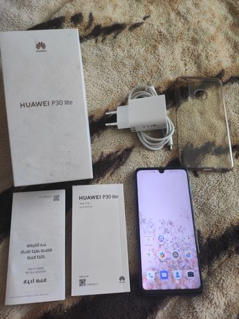 Huawei p30 lite 4/64 original или же обмен
