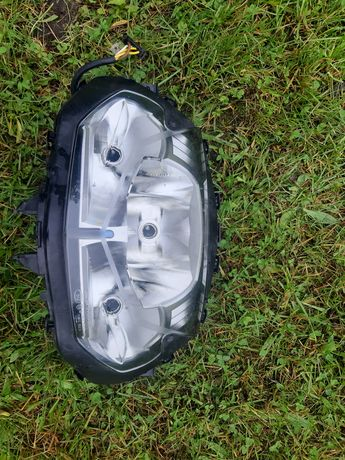 BMW k1200s k1300s lampa reflektor