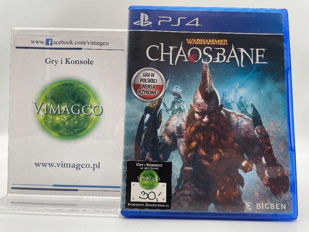 Warhammer Chaosbane PS4 Vimagco bydgoszcz GiK