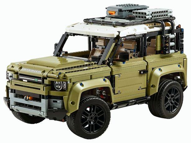 Lego Technic Land Rover Defender 42110 Wawer