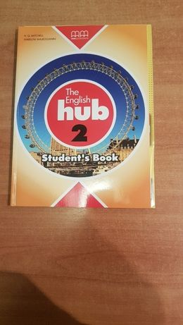 THE ENGLISH HUB 2 students book i workbook MM publications