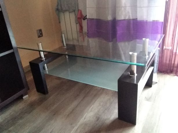 Sprzedam stolik i dywan
