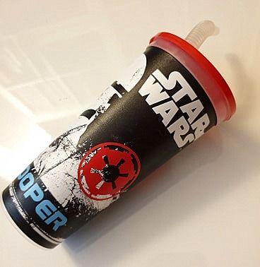 Bidon Star Wars Stormtrooper 0,7 l