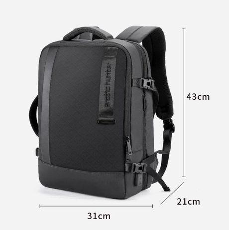 Дорожный рюкзак чемодан ARCTIC HUNTER B00351