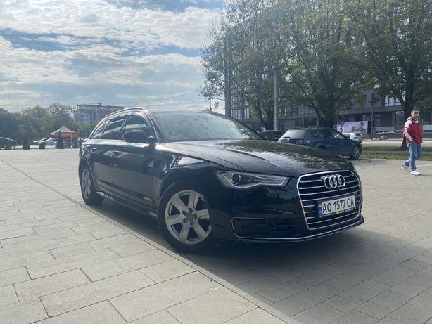 Ауді А6 2015 дизель автомат