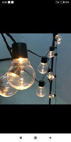 Girlandy LED