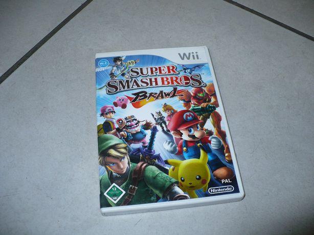 Super Smash Bros na Wii