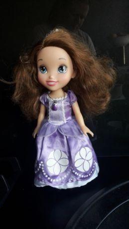 Lalka Zosia księżniczka