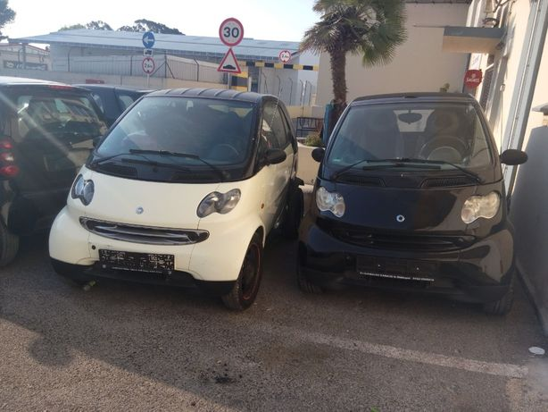 Smart Fortwo (450/451/Coupé/Cabrio) Forfour Roadster