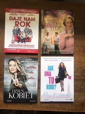 """Film """"Daje nam rok"""" """"Podróż na sto stóp"""" """"Dzień Kobiet"""" Jak ona to rob"""