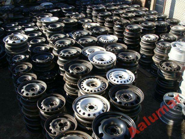 Felgi stalowe Toyota 16 cali 5 x 100 rozstaw śrub