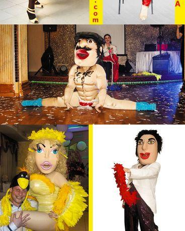 Шоу программа. Стриптиз ростовой куклы от Show Dolls на свадьбу,юбилей