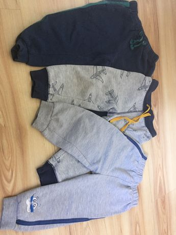 Spodnie dla chlopca rozmiar 92