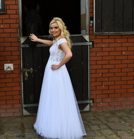suknia ślubna E4047 z kolekcji 2019