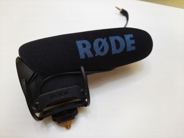 RODE VideoMic PRO Rycote shotgun mikrofon do kamer DSLR - REDUKCJA!