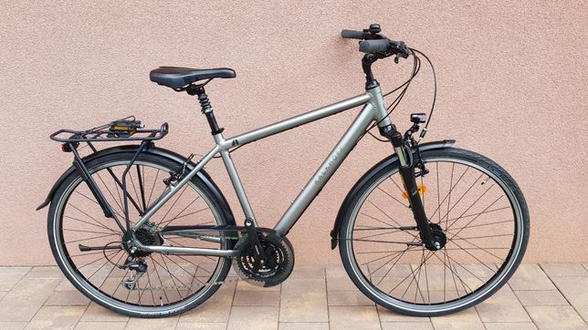 Rower trekkingowy Kalkhoff Agattu 3x8  alivio jak  nowy M powystawowy
