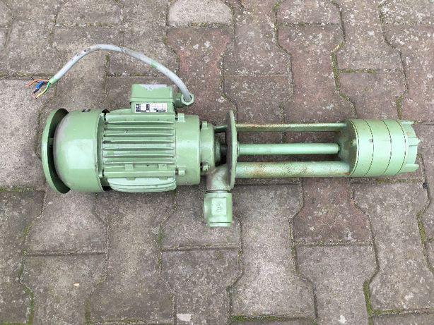 Pompa wirnikowa do oleju paliwa wody chłodziwa