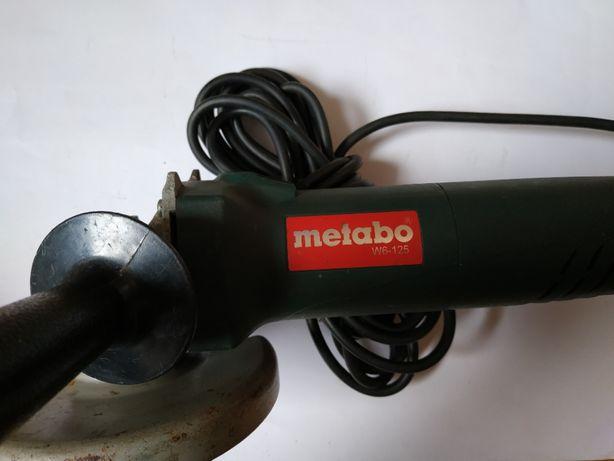 Szlifierka Metabo W6-125 moc 650W