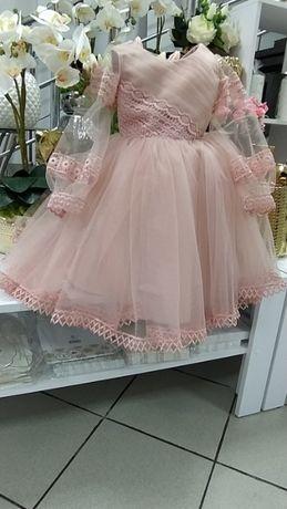 Распродажа новых нарядных платьев для девочек ВСЕ по 700 грн!!!