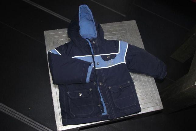 orginaln kurtka zimowa firmy Nautica dla chlopca 86 cm 12-18 miesiecy
