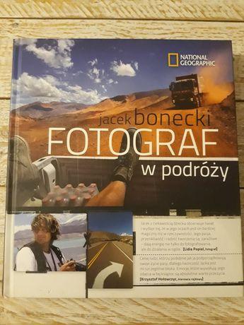 Fotograf w podróży. Jacek Bonecki