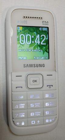 Мобильный телефон Samsung SM-B110E Duos White