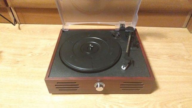 Adapter gramofon